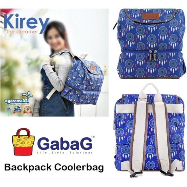 Gabag Kirey Tas Pendingin Asi Cooler Bag Backpack Ransel