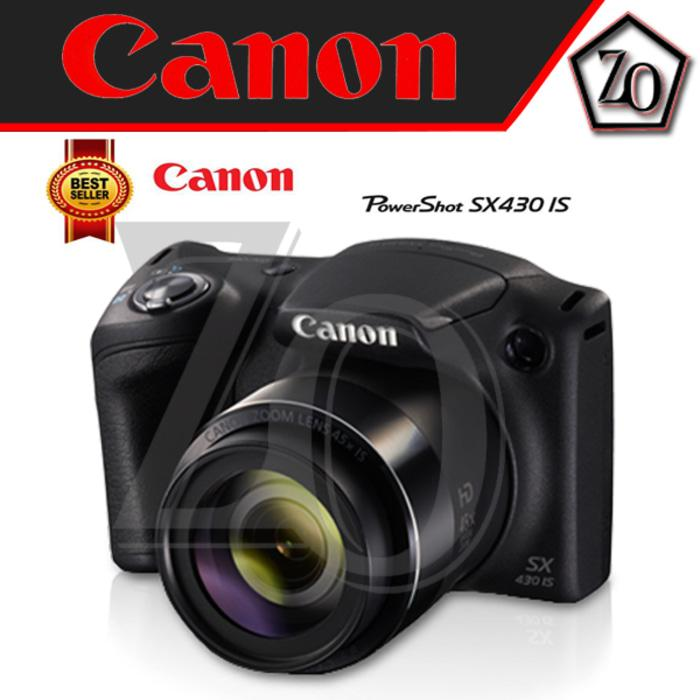 Camera Canon SX430 IS | Kamera Digital Canon SX430 IS Terlaris di Lazada