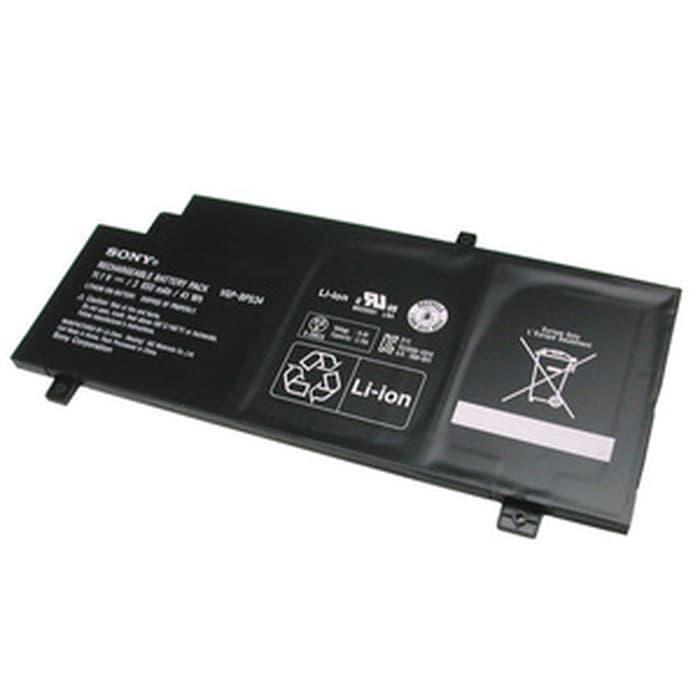 Promo Terbatas!! Baterai Laptop Sony Vaio Original Svf15A13Shb Vgp-Bps34, Vgp-Bpl34 - ready stock
