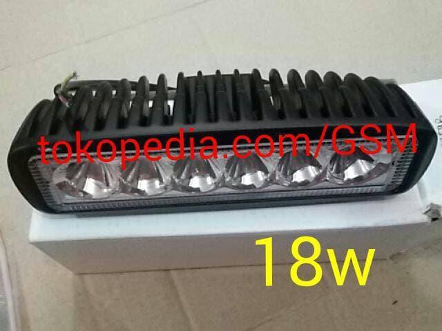 LED Bar Lampu sorot LED tembak Offroad Drl waterproof motor mobil