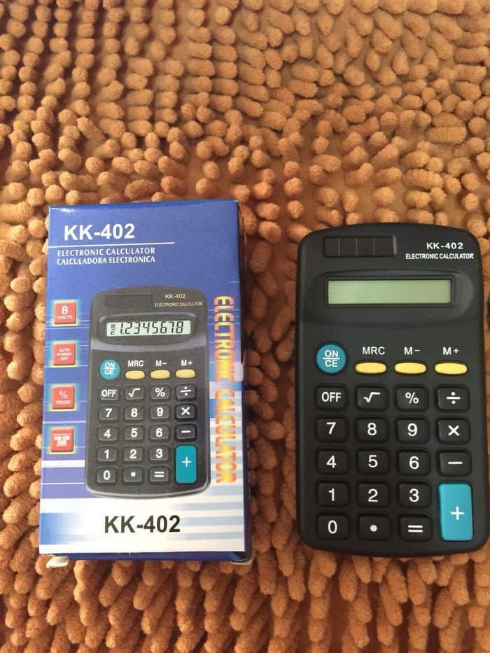 DISKON Kalkulator merk KENKO KK-402 TERMURAH