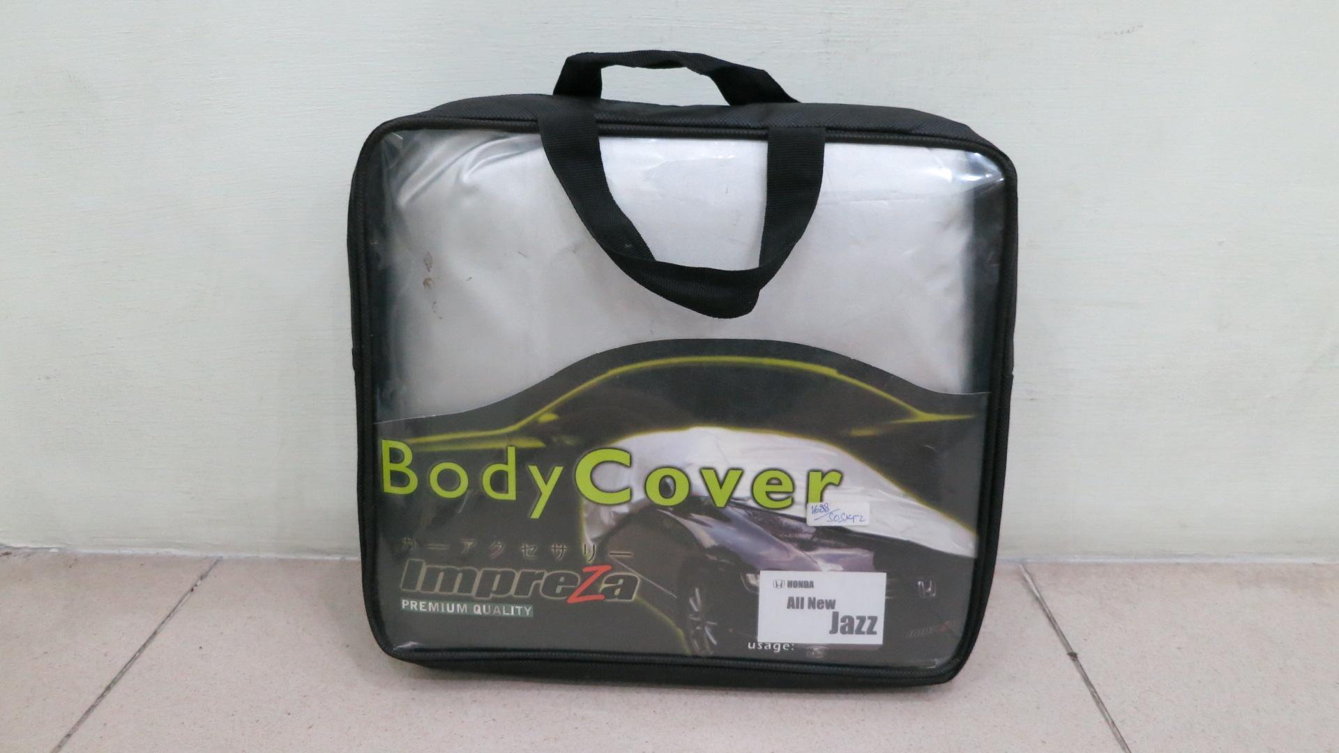 Beli Sarung Mobil Honda Jazz Lama Silver Coating Cover New Impreza Selimut All