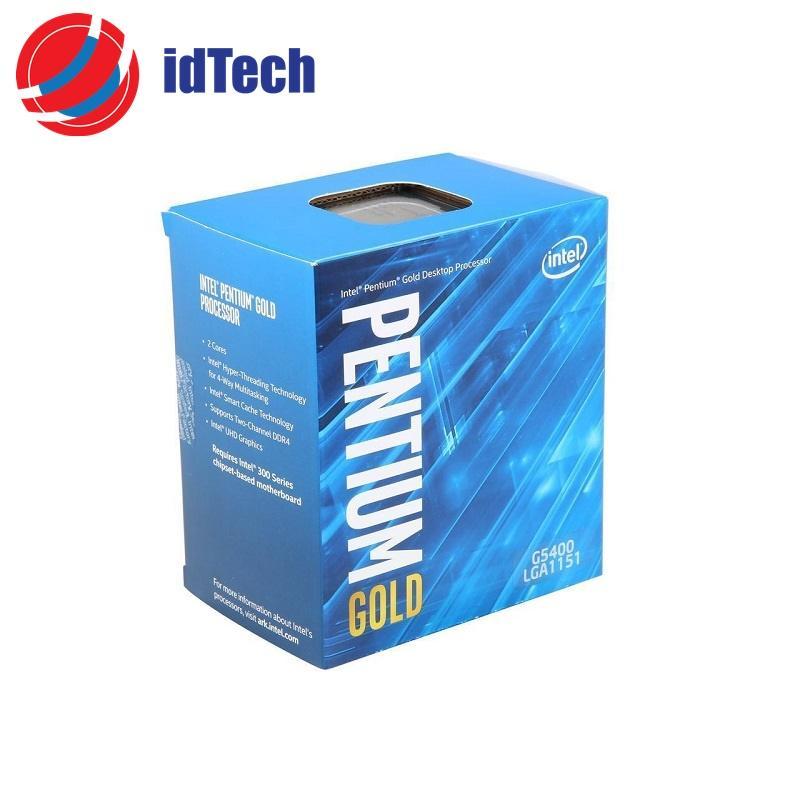 Intel Pentium Gold G5400 Prosesor [3.7 Ghz/4M Cache/Socket 1151]