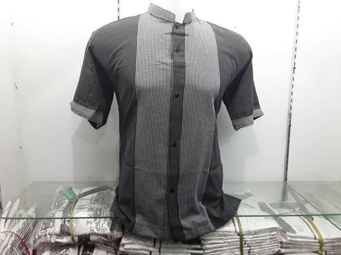 Grosir Baju Koko Busana Muslim Pria Pasar Tasik Tanah Abang Jakarta