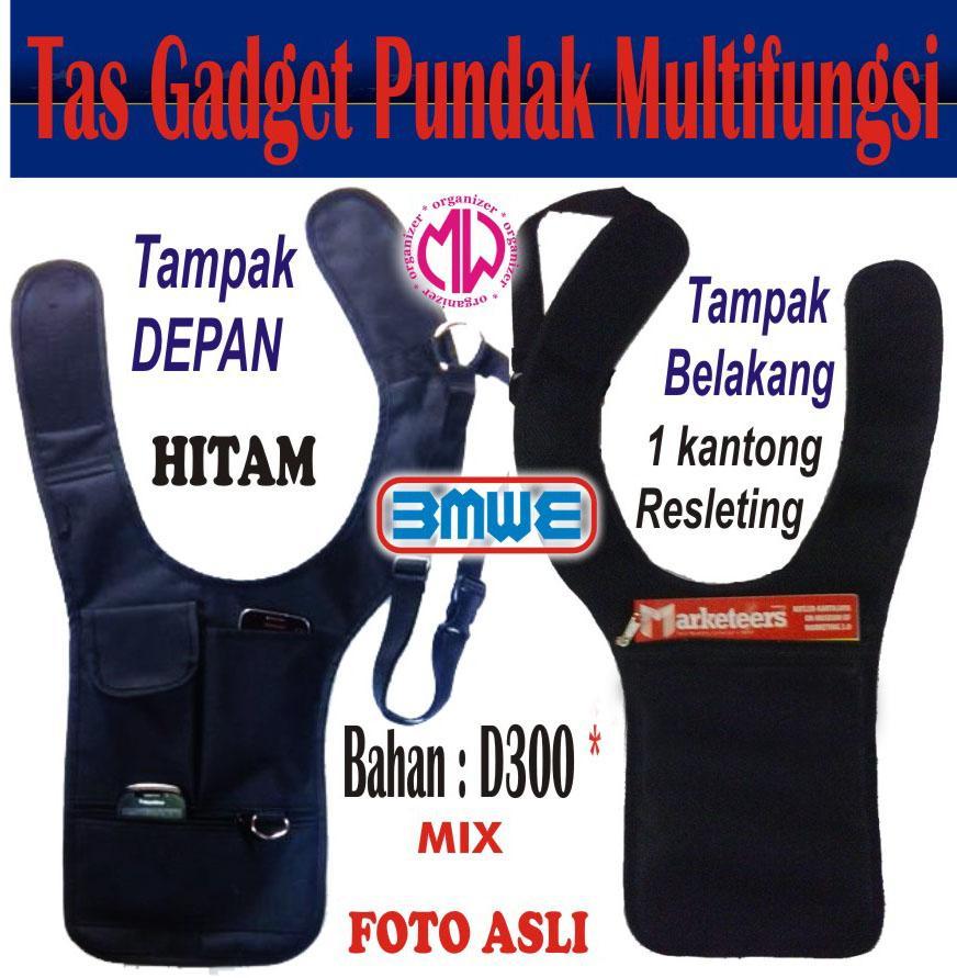 EMWE Tas Dompet sarung aksesoris gadget 5.8 hp iphone ipad tab 10 inch Android