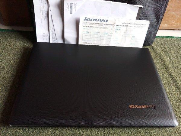 Laptop LENOVO G40 intel N3540 mulus bukan celeron