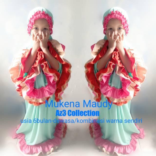 Mukena Maudy (bisa couple/custom) (G (Remaja))