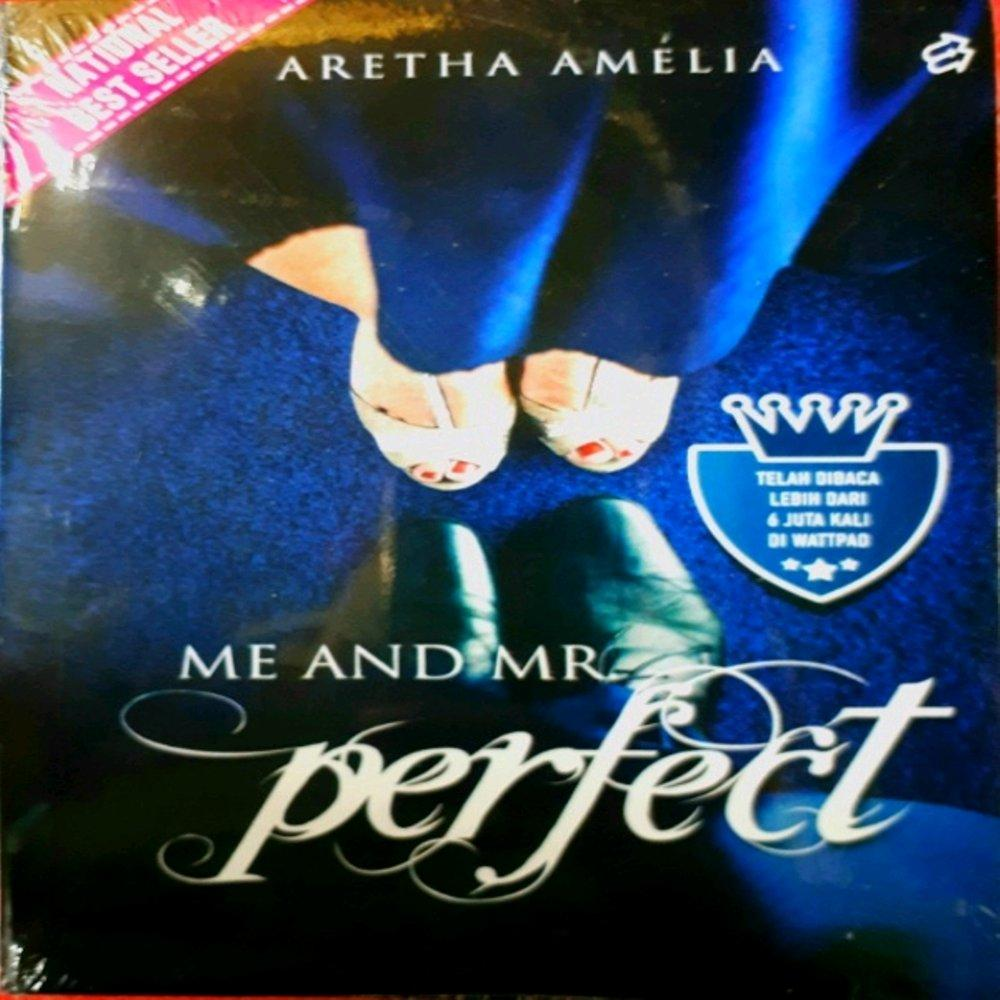 Buy Sell Cheapest Aretha Gamis Best Quality Product Deals Tunik 4warna Novel Me And Mr Perfect Amelia Blessing Speed Rumah Buku Niken Puji