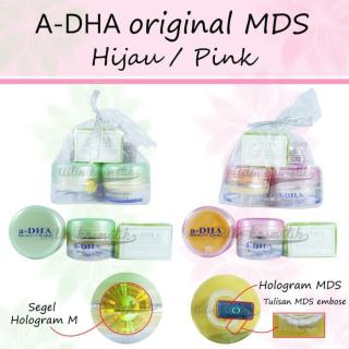 ADHA BEAUTY CARE- PAKET ADHA - CREAM ADHA ORIGINAL MDS - A-DHA thumbnail