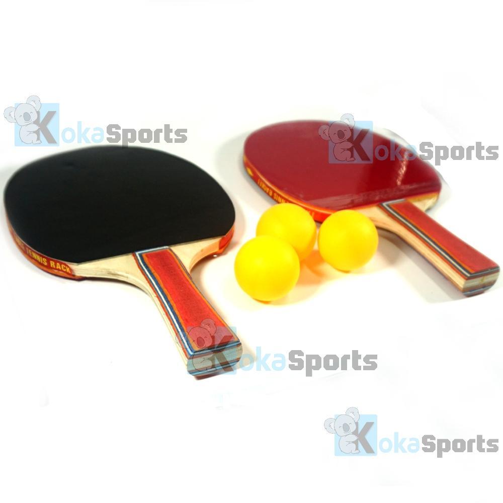 Jual Peralatan Tenis Meja Pingpong Bahan Partikel 18 Mm Khusus Jabodetabek Kokasports Bet 1 Set