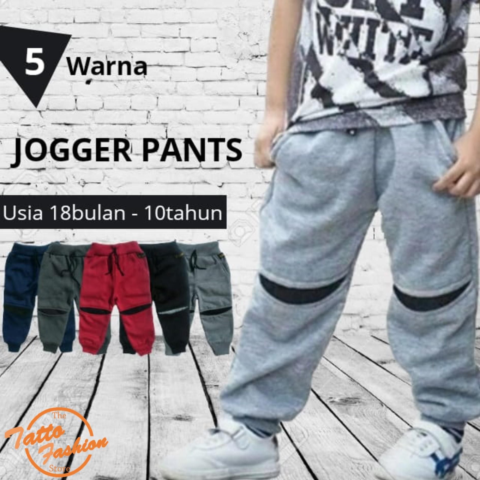 Celana Sport Joger Anak Bitsy By Tatto Fashion.