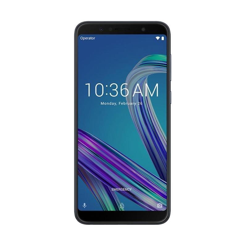 Asus Zenfone Max Pro M1 ZB602KL - 4/64 GB - 4G LTE - Deepsea Black
