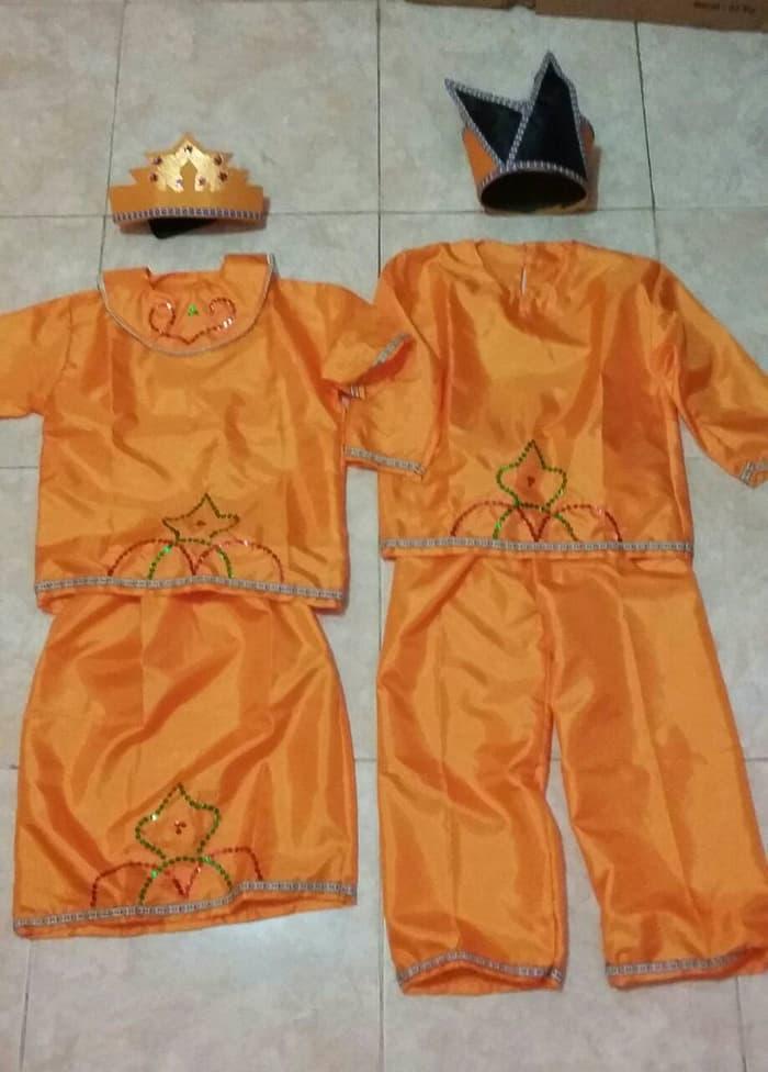 Terbaru! Baju Adat Sulawesi Selatan Tk U002F Karnaval - ready stock