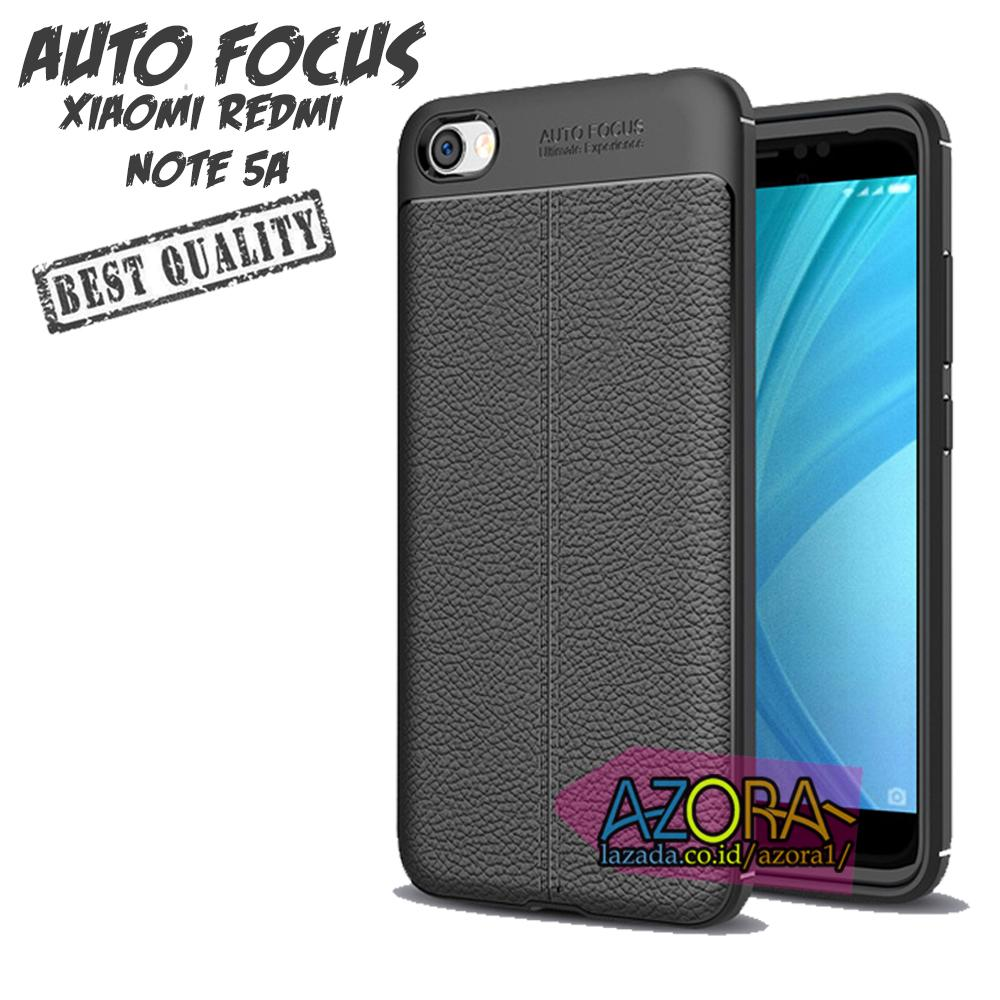 Case Auto Focus Xiaomi Redmi Note 5A Non Finger Print Leather Experience Slim Ultimate