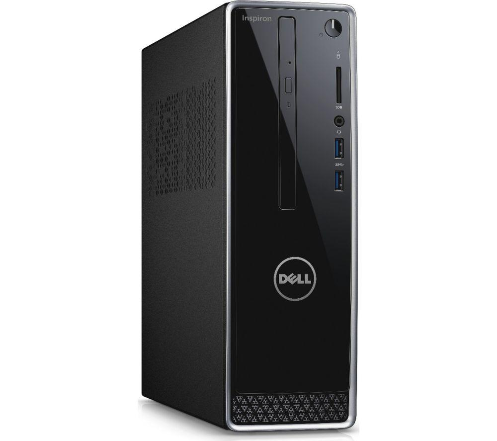 DELL Inspiron 3470 SFF Dekstop PC - Hitam [Core i5-8400/ 8GB/ 1TB/ VGA Nvidia GT710 2GB/ Windows 10