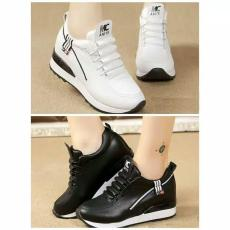 Kaisar-Sepatu wanita kets sneaker 3an casual
