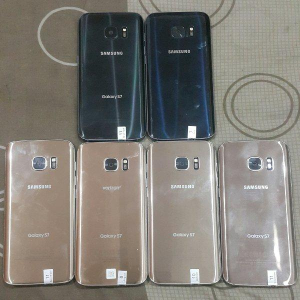 Samsung S7 flat 32GB Singel sim Minus shadow mesin smua normal lancar jaya no minus segel no bongkar no service hp only murah
