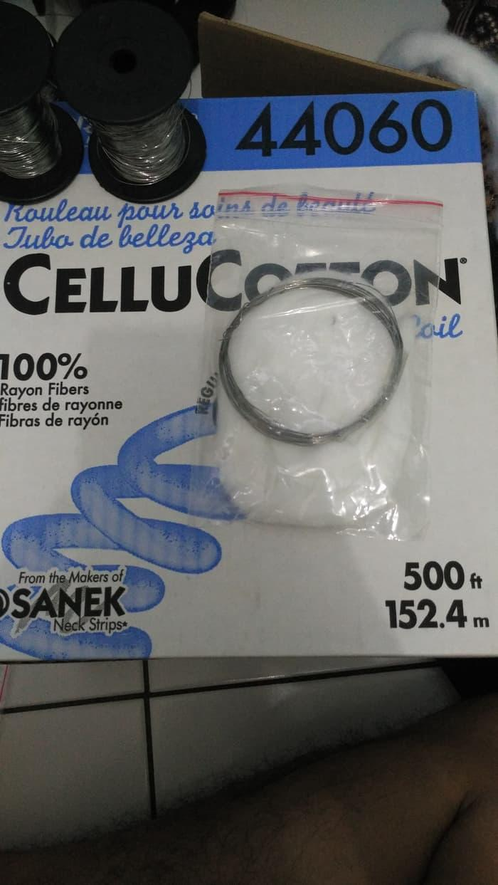 Kapas Cellucotton V2 Pharmaceutical Grade Vapor Vape Buy Sell Cheapest Sedang Diskon Best Quality Product Paket Kawat Dan Cellu Cotton Wire