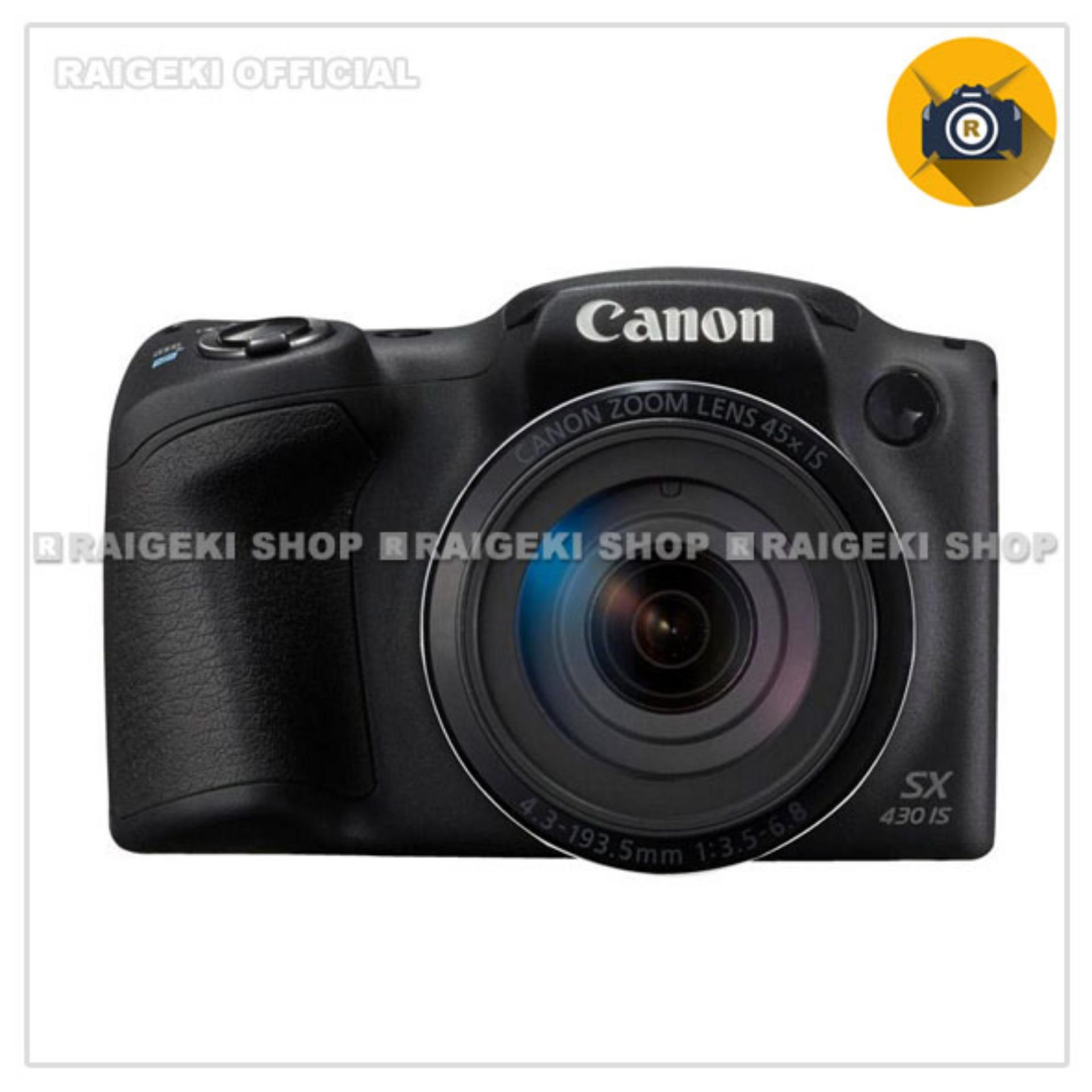 Canon PowerShot SX430 IS - Free Screen Protector