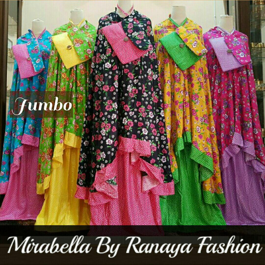 Mukena katun bali dewasa - Ranaya Fashion