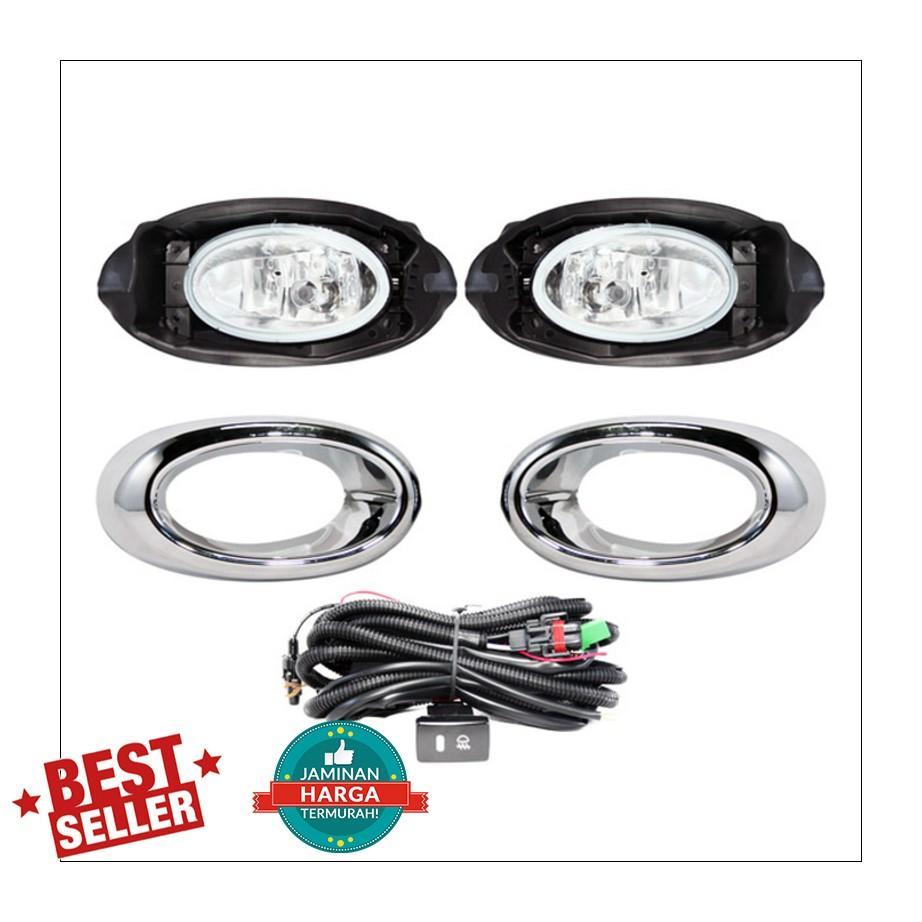 for Honda Freed 2012 Fog Lamp - SU-HD-HD591 - Black - Set