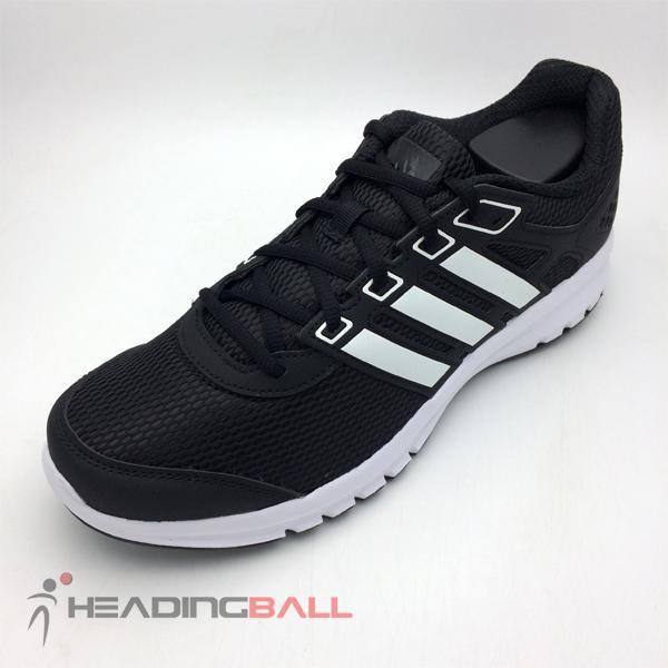 Sepatu Running Lari Adidas Original Duramo Lite M Black White BA8099