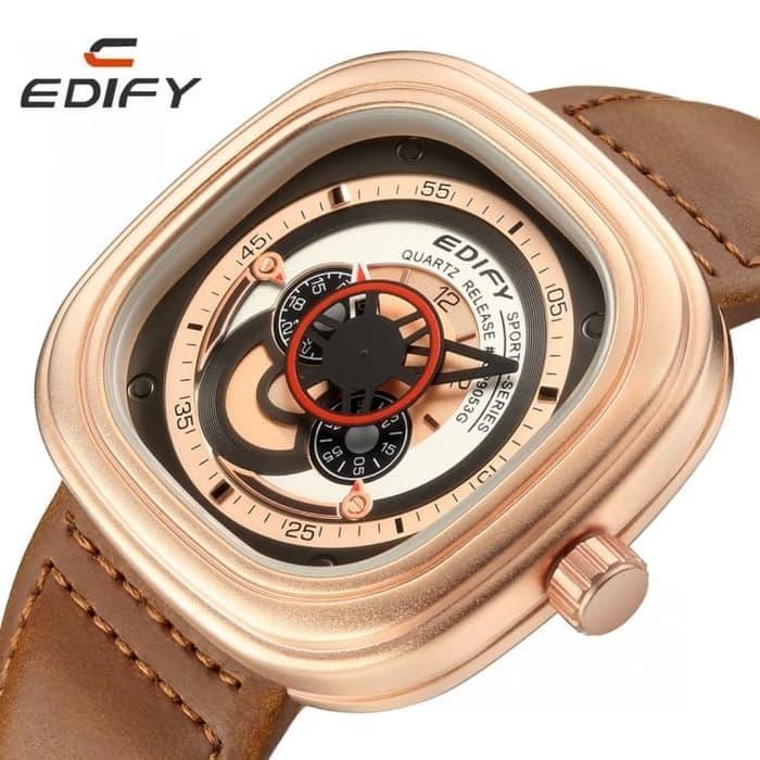 Jam Tangan Pria Edify Original Model Sevenfriday