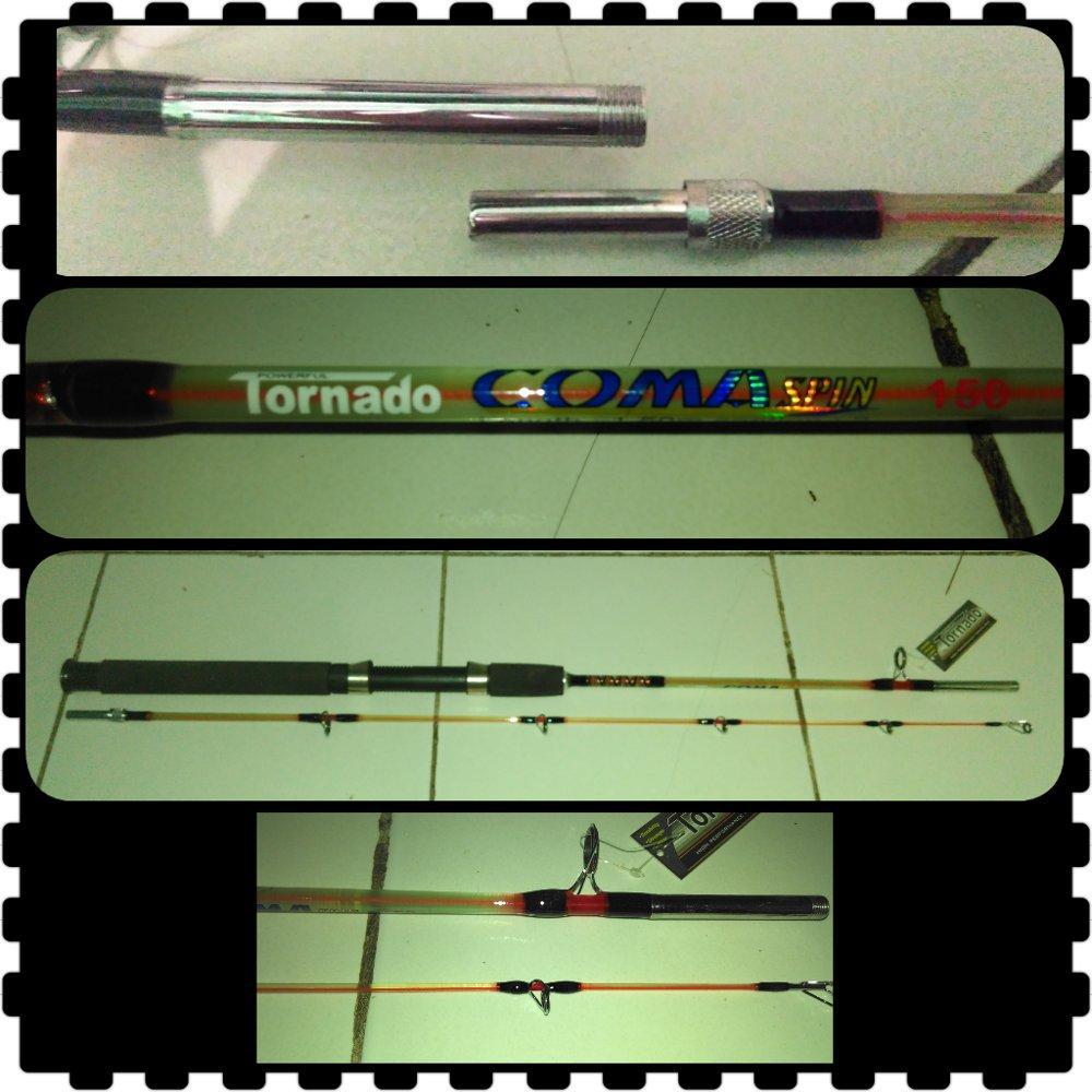Joran Tornado Coma 150cm # Fishing Erik fishingerik