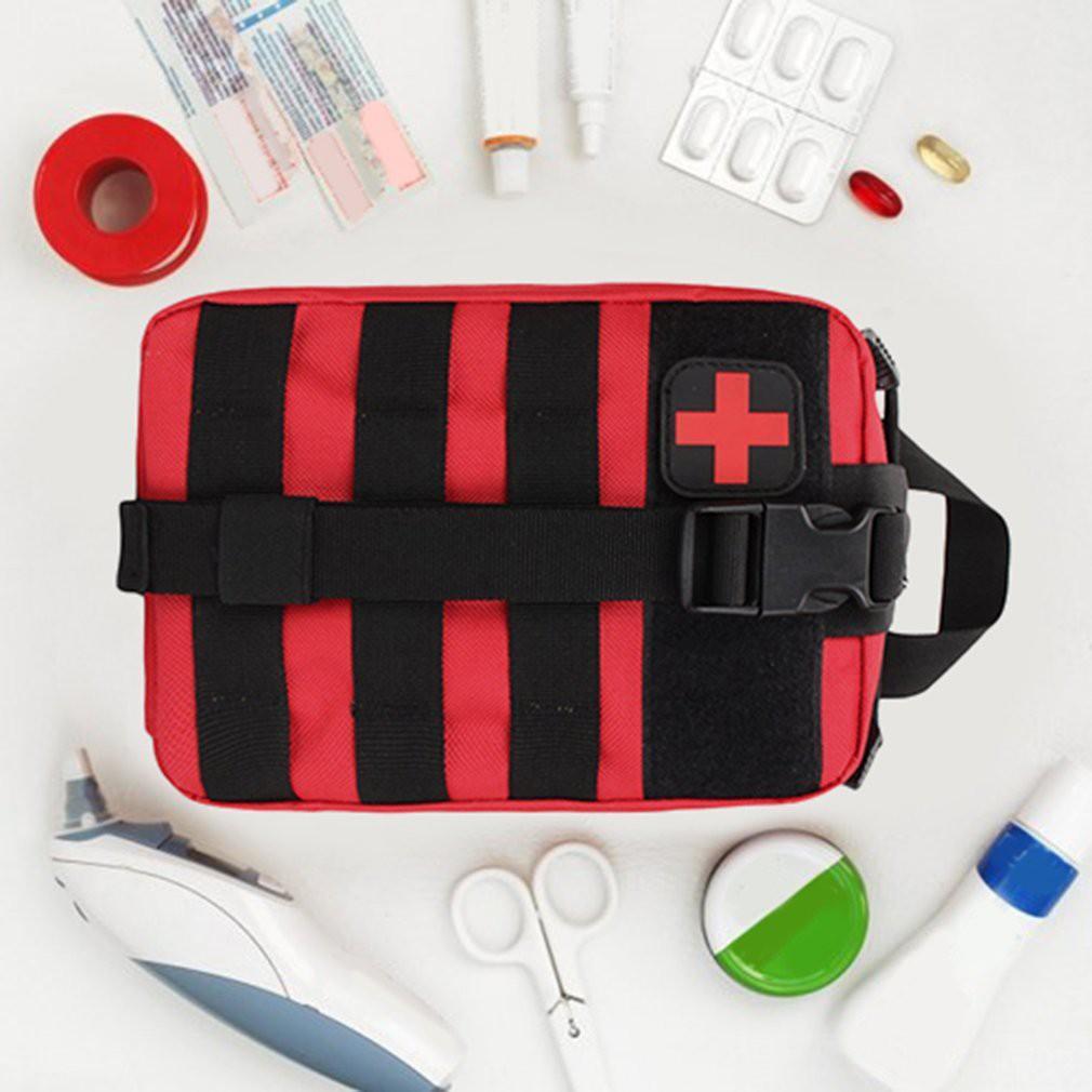 Tips Berbelanja Tas Pinggang P3k Terupdate Coach Outlets Kotak Lengkap First Aid Kit Bag Pouch Travel Obat Mobil Dan Rumah Peralatan Taktis Untuk Outdoor Camping Darurat