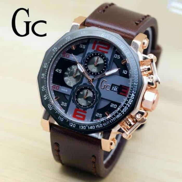 PROMO!!! Jam Tangan Gc Crono ( Jam Pria,Ripcurl,Ferrari,Expedition,Rolex )