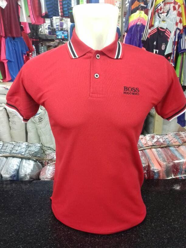 PROMO!!! Polo shirt Hugo | kaos kerah pria - EfQrjS