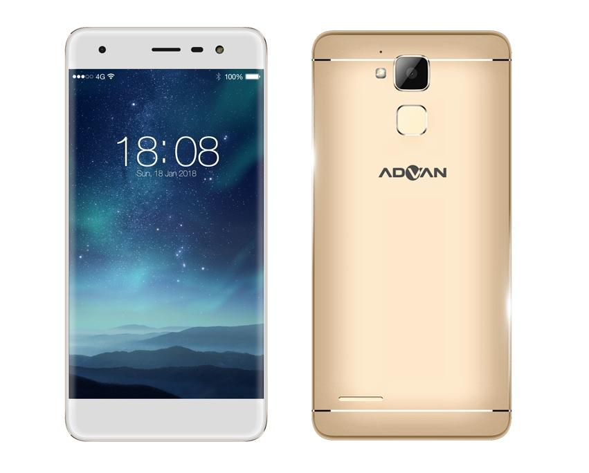 Advan G1 Pro  - 5 INCHI RAM 3G/ROM32GB - 4G/LTE - Fingerprint