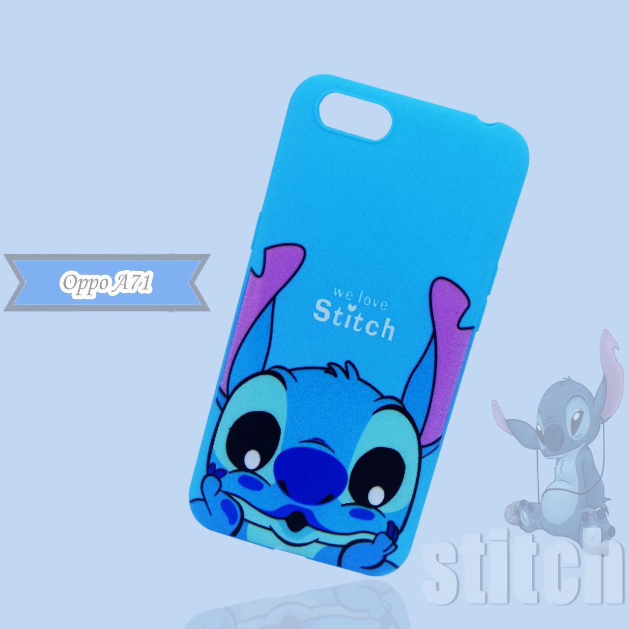 Marintri Case Oppo A71 New Fashion Stitch Cute