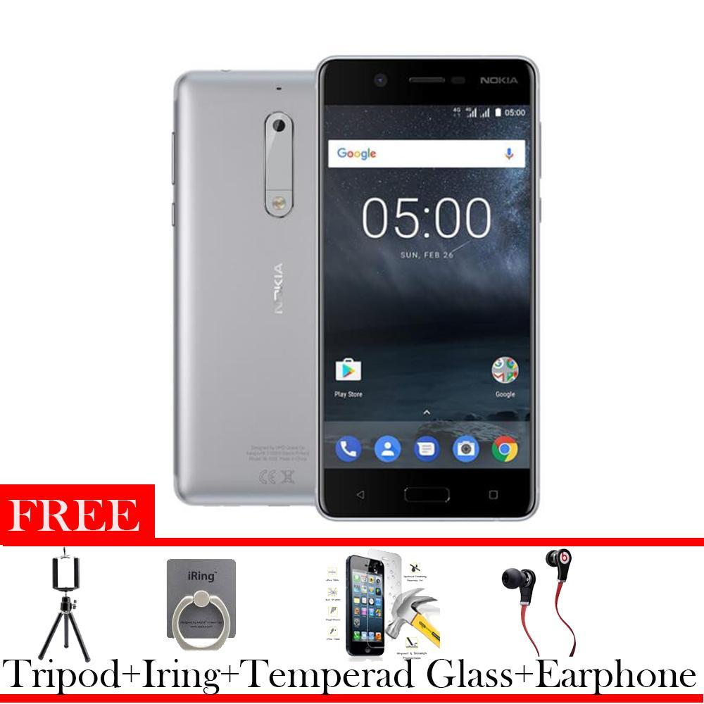 Produk Nokia Terbaru Asha 310 Dual Sim Resmi White