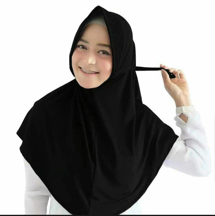 Jilbab Hijab Kerudung Kerut Instan MURAH