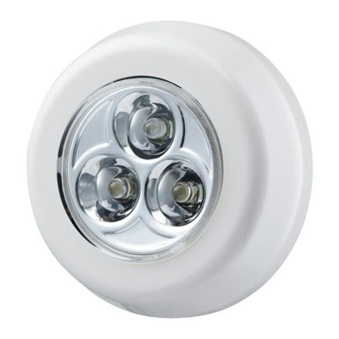 ... Lampu Mini LED Lemari IKEA RAMSTA Menggunakan Baterai