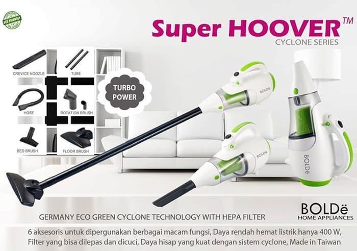 VACUUM CLEANER SUPER HOVER BOLDE EZ HOOVER PRODUCT LAINNYA SUPERMOP Terlaris di Lazada