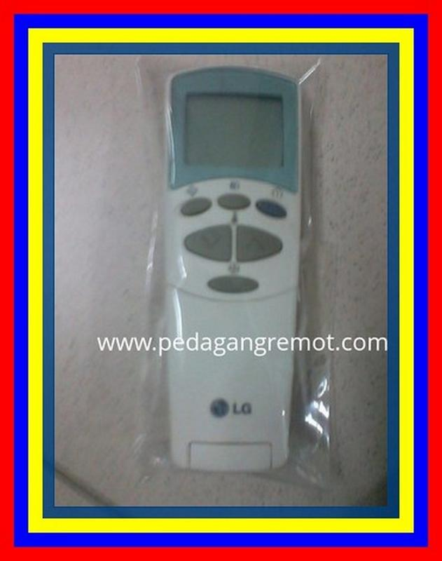 Remot Remote Ac Lg Original Akb32788903