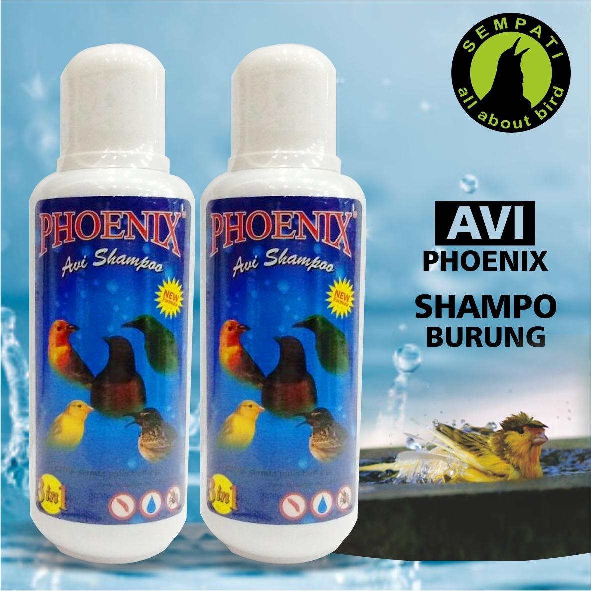 Buy Sell Cheapest Shampo Pembasmi Kutu Best Quality Product Deals Shampoo Rambut Nabila Sampo Original Avi Phoenix Obat Burung
