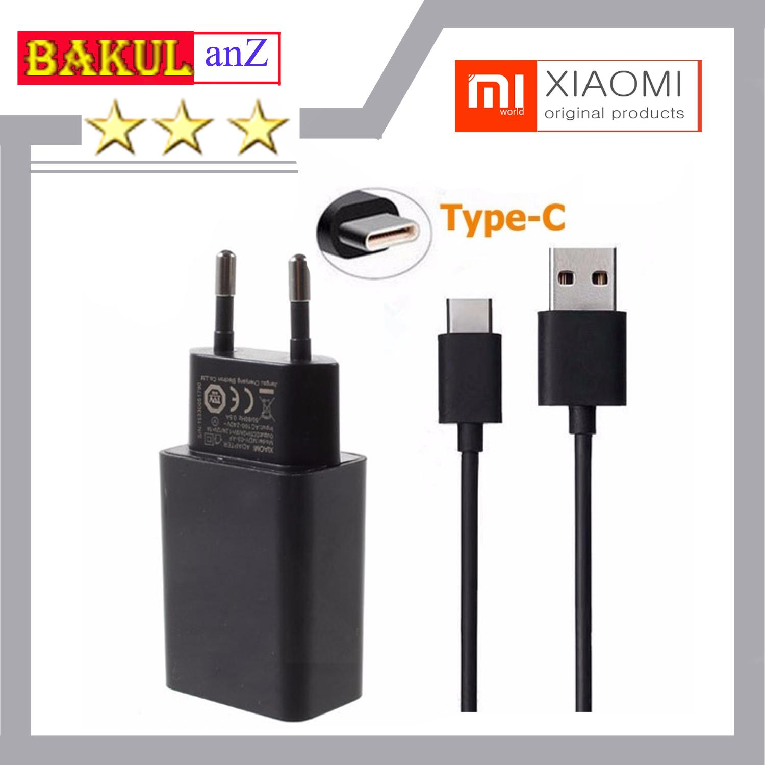 Buy Sell Cheapest Casan Carger Xiaomi Best Quality Product Deals Charger Original Mi4i Mi 4 4i Redmi 4a 4x Prime Note Travel Tipe C Quick Charge Untku Oem Cas