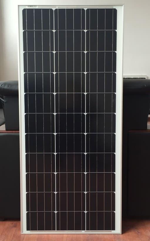 Promo        Panel Surya Modul Solar Cell 100w 100wp 100watt 100 w wp peak Mono        Original