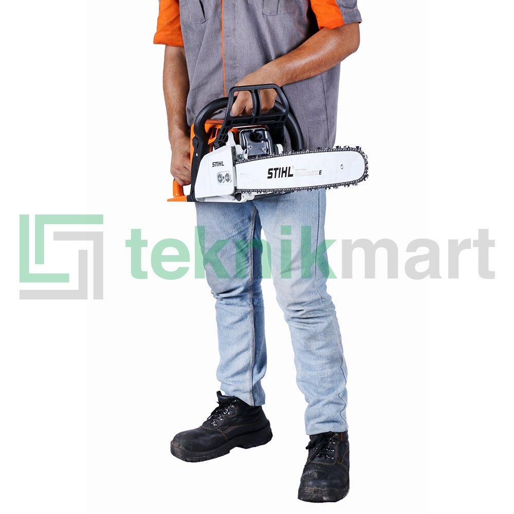 Jual Gergaji Mesin Potong Kayu Chainsaw Stihl Ms250 Ms 250 18 Harga 180 16 20