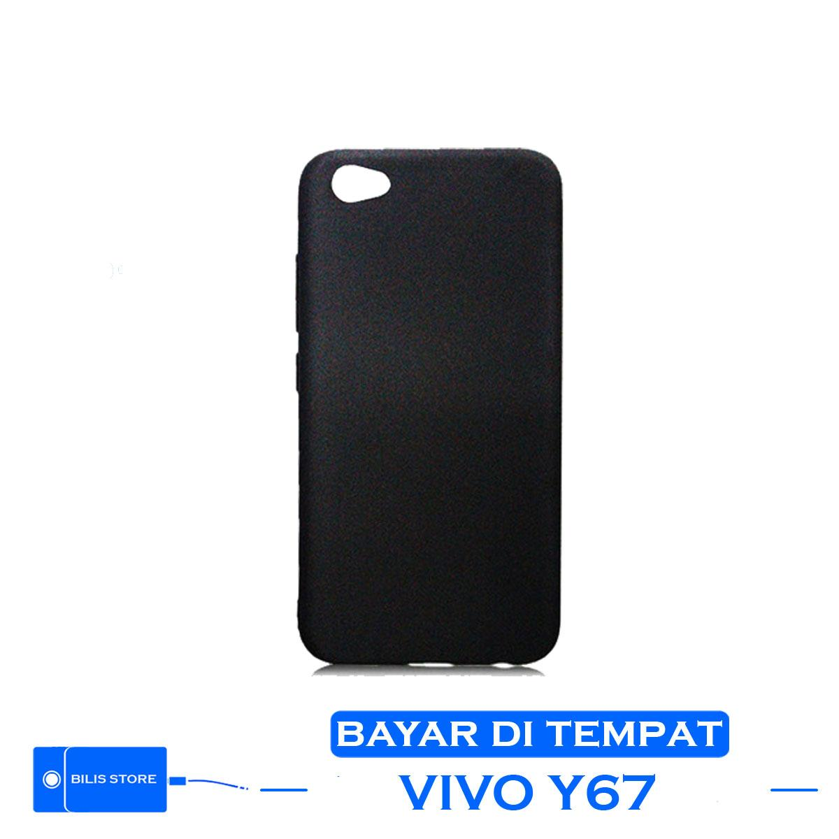 38 Harga Hp Vivo Hitam 2018 Motomo Y21 Back Case Hardcase Color Ultraslim Y67 Black Silikon Shockproof Casing