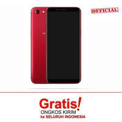 OPPO F5 Pro Pre Order - Red - Free Tas Barcelona Senilai 1.1 Juta