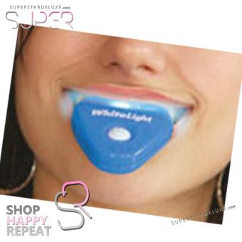 Harga preferensial WhiteLight Tooth Whitening System - Pemutih Gigi Original  beli sekarang - Hanya Rp52. 36f66ea914