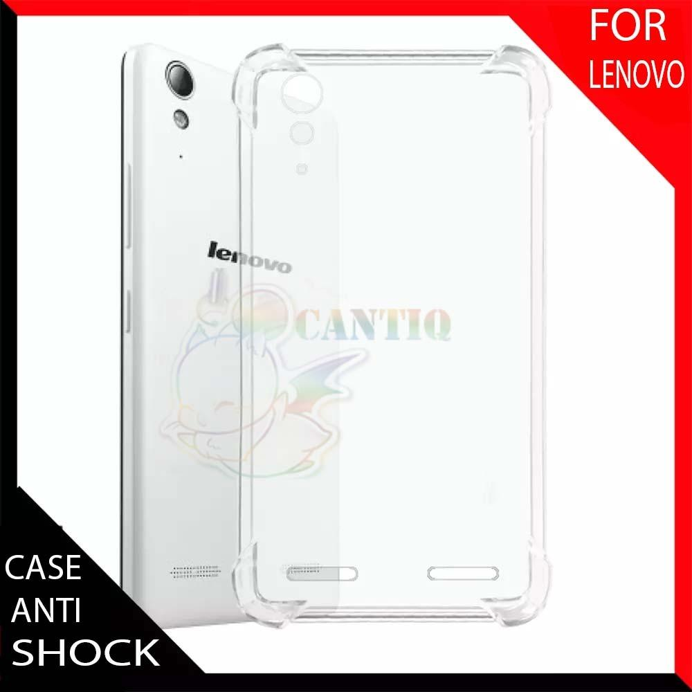 QCF Soft Case Anti Shock Anti Crack Lenovo A6010 Plus / Silikon Casing Lenovo A6010 Plus / jelly Case Lenovo A6010 Plus / Silicone Anti Crack Lenovo A6010+ / Silikon Case Hp - Bening