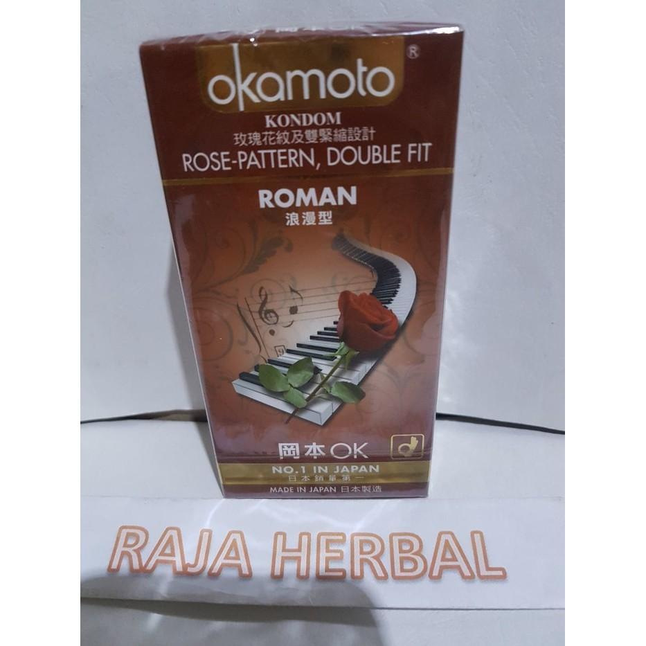 Buy Sell Cheapest Murah Banget Kondom Best Quality Product Deals Durex Pleasuremax Isi 3 Kontrasepsi Promo Okamoto Roman 10 Pcs