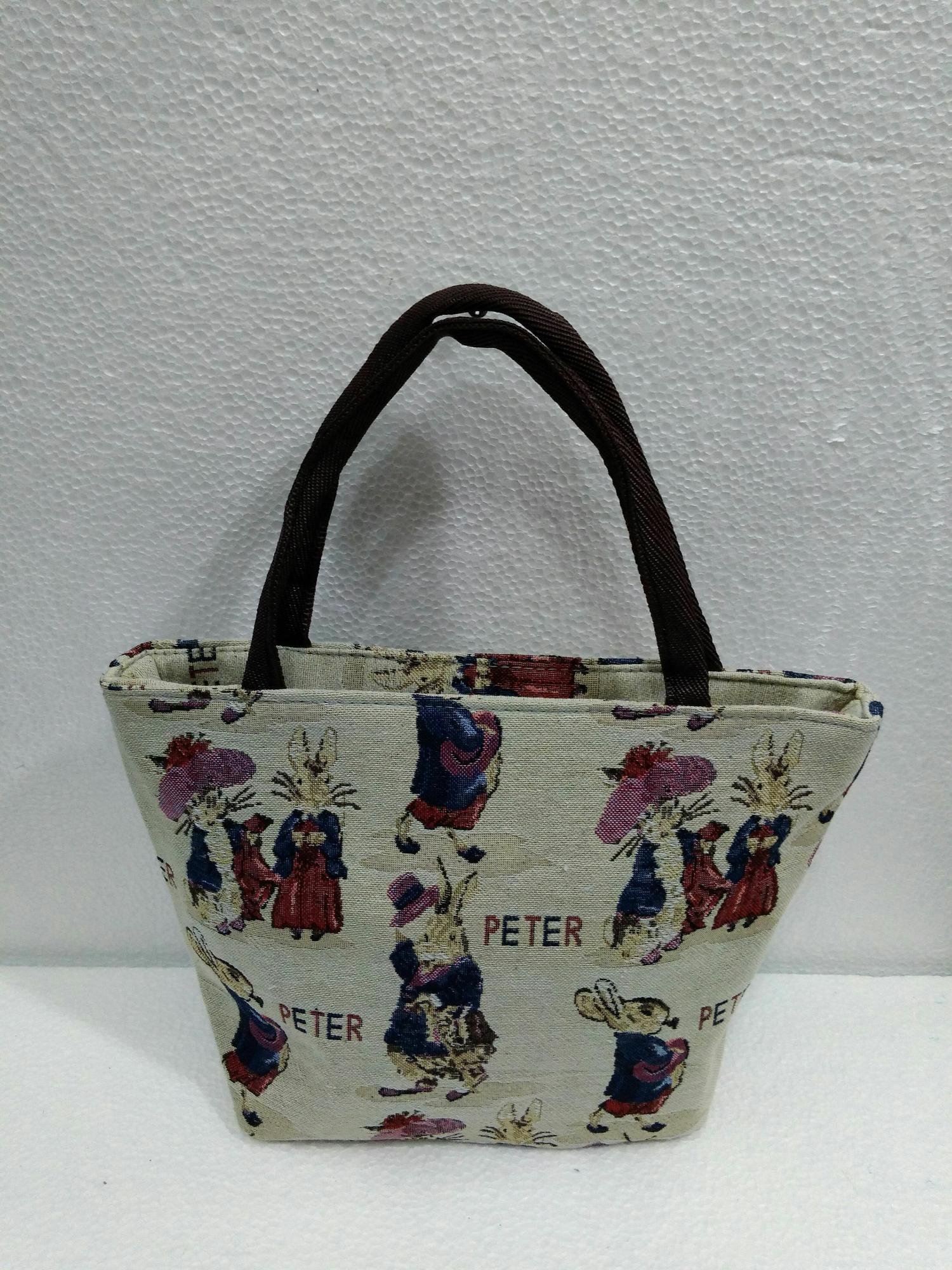Harga Tas Travelbag Kanvas Mugu 8642 Import Pakaian Selempang Jinjing Universal Fashion Wanita Tenteng Canvas