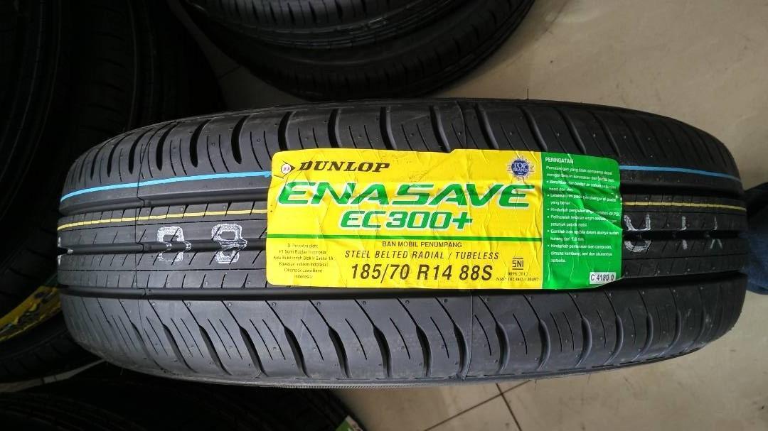 Dunlop Enasave EC300 185 70 R14 Ban Mobil