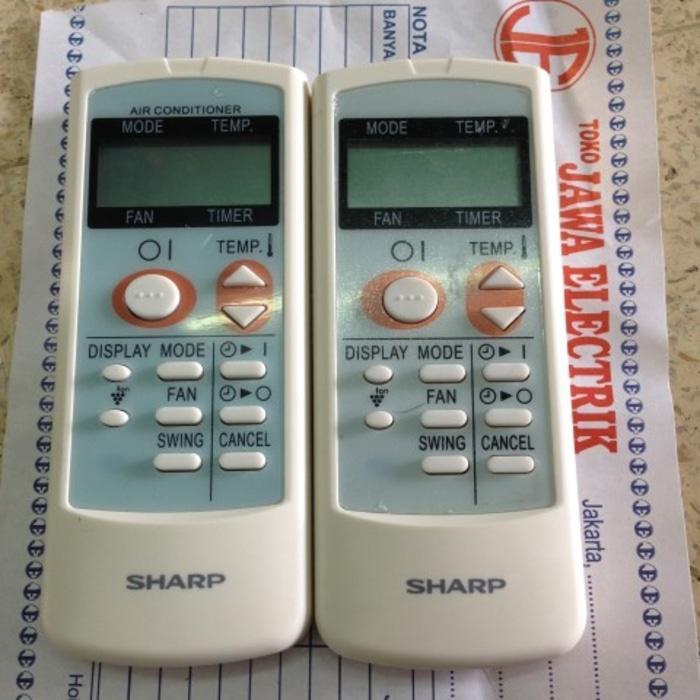Diskon 15%!!!! Remote Ac Sharp Original Plasmacluster - ready stock